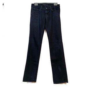 J Brand Jett Straight Leg Jeans
